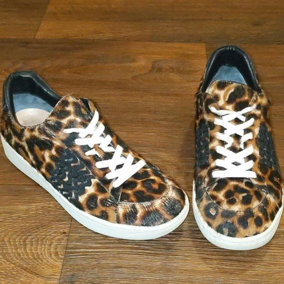Loeffler Randall Womens Elliot Lace Up Sneaker with RIC Rac